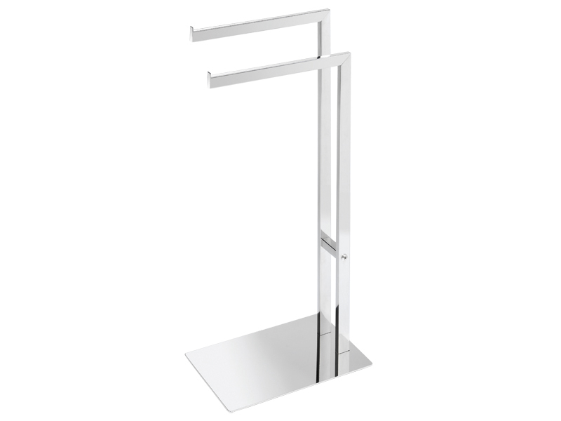 Towel rack Double Polished Steel